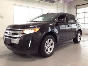 2013 Ford Edge SEL  AWD  LEATHER  NAVIGATION  PANORAMIC ROOF  BA Cambridge Kitchener Area image 3