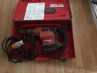 Hilti 110v breaker/hammer drill