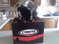 Caberg open face helmet