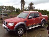 Ford Ranger Wildtrak Pick Up - Engine Fault