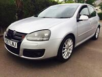 VOLKSWAGEN GOLF GT SPORT TDI DSG AUTOMATIC 5DR SUPERB CONDITION BARGAIN