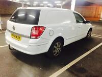 Vauxhall Astra 1.7 diesel van