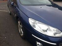 Cheap Reliable 2006-Peugeot 407 5 Door Spacious Hatchback/Towbar/Roofrack