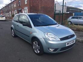 Ford Fiesta, 1.3 £595, 12 months mot
