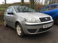 !!SUPER LOW MILES!!Fiat Punto Active 8v