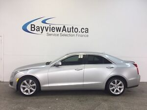 2014 Cadillac ATS - TURBO! LEATHER! BOSE SOUND!