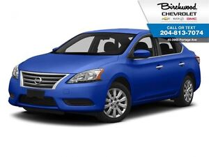 2013 Nissan Sentra SL LEATHER   SUNROOF   NAV