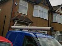PIPE TUBE FOR ROOF RACK MOUNTING.