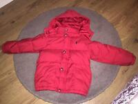 Ralph Lauren jacket age 4