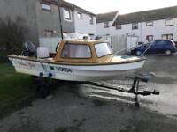 14ft De John boat for sale
