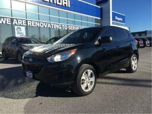 2012 Hyundai Tucson L Auto FWD