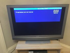 Sony Brava 40inch tv with remote