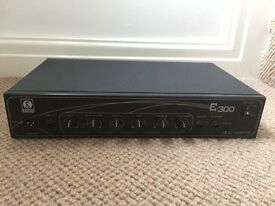 Eden E300 Bass Amp Head - Hardly Used