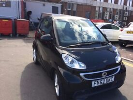 Smart Fortwo 1.0 MHD Pulse Softouch 2dr