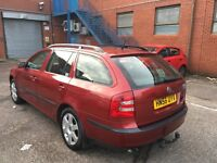 2006 Skoda Octavia Diesel Good Condition with history and mot
