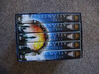Stargate Atlantis Complete Series Seasons 1-5