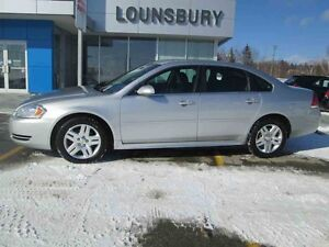 2011 Chevrolet Impala LT- FULL SIZE COMFORT! AWESOME FUEL ECO!