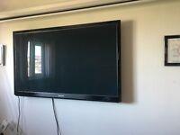 "3D 50"" panasonic television"