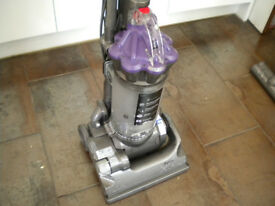Dyson DC33 upright vacuum cleaner, new motor fitted and serviced