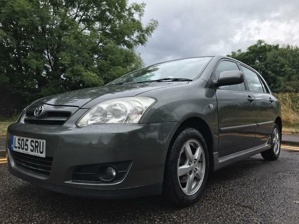 TOYOTA COROLLA 1.6 AUTOMATIC WITH 01 YESR MOT QUICK SALE