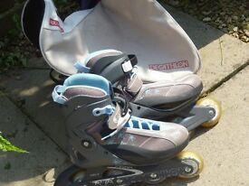 Decathlon inline skates