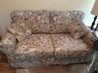 Laura Ashley style sofa bed