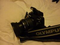 Olympus E410e digital camera - Please read whole listing