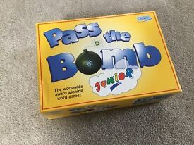 Pass the bomb, great family game age 5 - 9