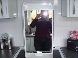 Ikea Gunnern one door Mirror bathroom Cabinet.