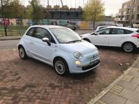 Fiat 500 Lounge RHD 1.2 Petrol full service History With Low Mileage