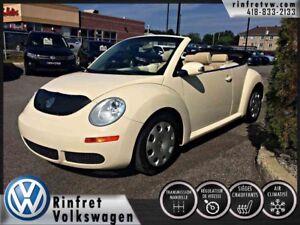 2006 Volkswagen New Beetle Cabrio