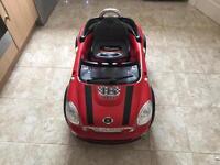 12V Mini Cooper