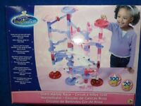 Girls Giant marble race by Universe of Imagination.