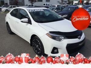 2014 Toyota Corolla S Toit+Bluetooth+Sieges Chauffants+Camera de