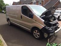 Vauxhall Vivaro sport spares or repair 57