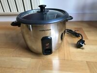 Morphy Richards Rice and Pasta Cooker (Unused)
