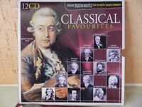 Classical Music Boxed CD Set