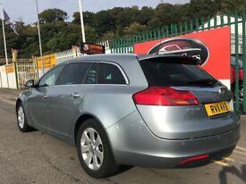 2011 (11 reg) Vauxhall Insignia Estate 2.0 CDTi 16v SRi 5dr Turbo Diesel 6 Speed Manual