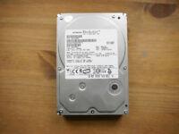 500GB Hitachi Deskstar 7200rpm SATA Hard Drive HDD