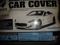 Water Resistant Breathable Car Cover