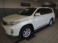 2013 Toyota Highlander Hybrid CONDITION SHOWROOM