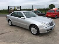 2004 Mercedes E220 CDI Diesel E class **Full Service History** *Low Mileage*(BMW,audi,passat