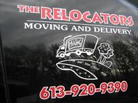 The Relocators Moving and Delivery