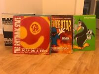 """JOB LOT OF ABOUT 46 HARDCORE / RAVE / DANCE 12"""" RECORDS"""