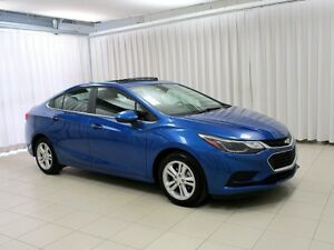 2017 Chevrolet Cruze HURRY IN TO SEE THIS BEAUTY!! LT TURBO TRUE