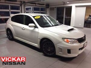 2012 Subaru WRX HATCHBACK/AWD/5SPEED/LOCAL TRADE!!!