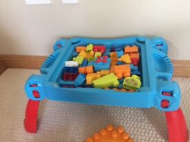 Building blocks table