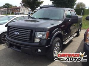 Ford F-150 FX4 Crew Cab 4x4 MAGS 2011
