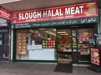 business for sale (SLOUGH HALAL MEAT)