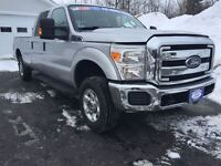 2013 Ford F-250 SUPER DUTY XLT|4x4|6 passenger|hard to find 8 fo